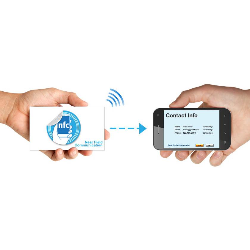 NFC CARDS | Plastek Cards Limited
