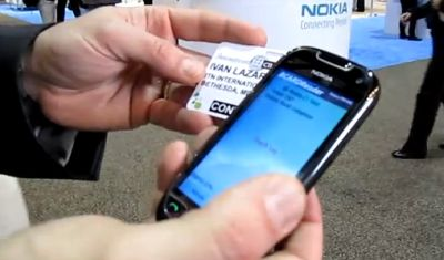 NFC BUSINESS CARDS CREATE CONTENT OPPORTUNITIES